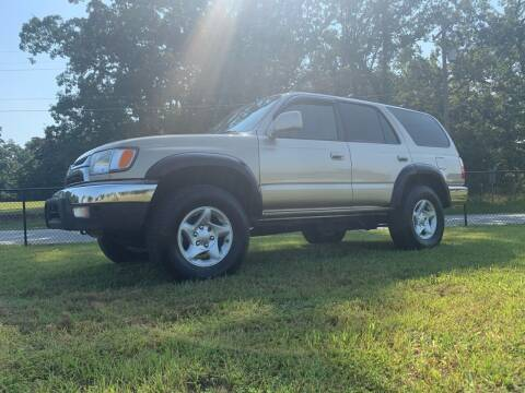 2001 Toyota 4Runner for sale at Madden Motors LLC in Iva SC