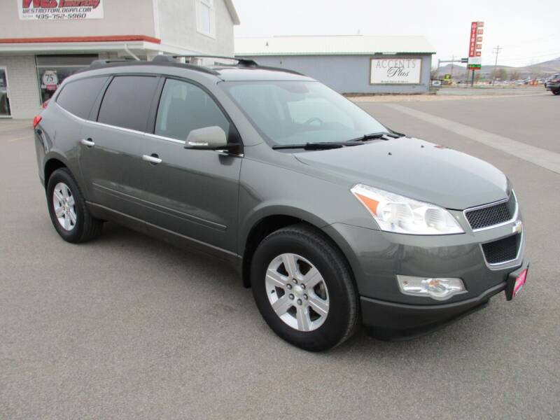 2011 Chevrolet Traverse for sale at West Motor Company in Hyde Park UT