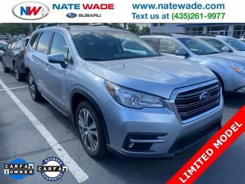 2020 Subaru Ascent for sale at NATE WADE SUBARU in Salt Lake City UT