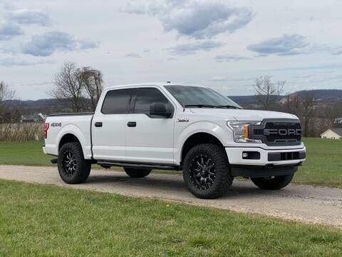 2018 Ford F-150 for sale at Jackson Automotive LLC in Glasgow KY