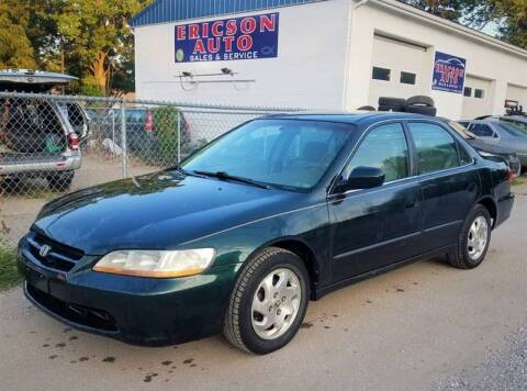 2000 Honda Accord for sale at Ericson Auto in Ankeny IA