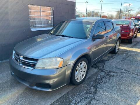 2012 Dodge Avenger for sale at 4th Street Auto in Louisville KY