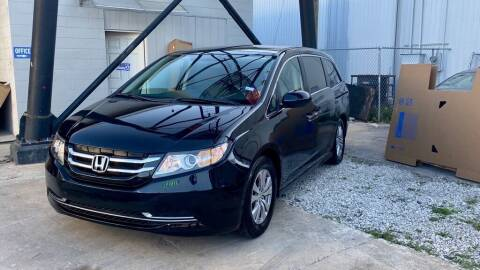 2014 Honda Odyssey for sale at Nelivan Auto in Orlando FL