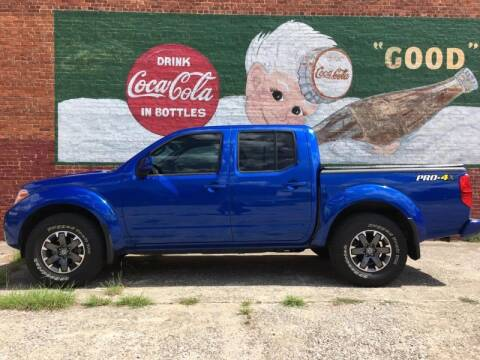 2014 Nissan Frontier for sale at Jerrys Vehicles Unlimited in Okemah OK