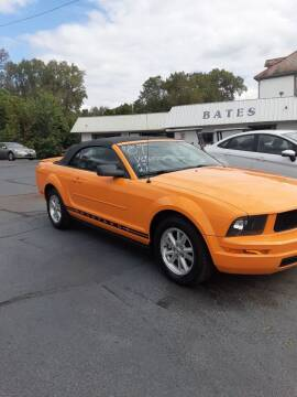2007 Ford Mustang for sale at Bates Auto & Truck Center in Zanesville OH