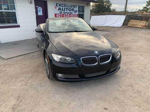 2009 BMW 3 Series for sale at Excellent Autos of Orlando in Orlando FL