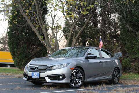 2016 Honda Civic for sale at Quality Auto in Manassas VA