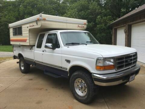 1997 Ford F-250 for sale at Classic Car Deals in Cadillac MI
