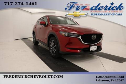 2018 Mazda CX-5 for sale at Lancaster Pre-Owned in Lancaster PA