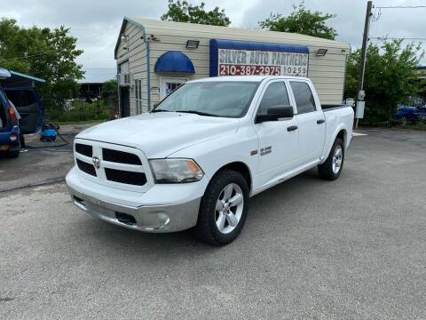 2013 RAM Ram Pickup 1500 for sale at Silver Auto Partners in San Antonio TX