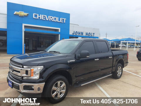2020 Ford F-150 for sale at JOHN HOLT AUTO GROUP, INC. in Chickasha OK