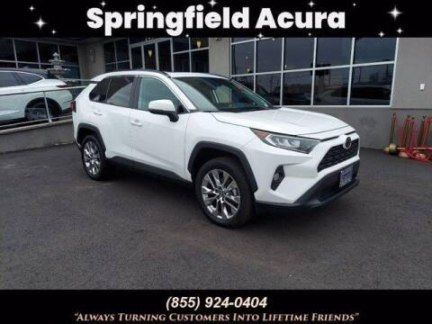 2019 Toyota RAV4 for sale at SPRINGFIELD ACURA in Springfield NJ