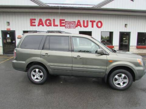 2007 Honda Pilot for sale at Eagle Auto Center in Seneca Falls NY