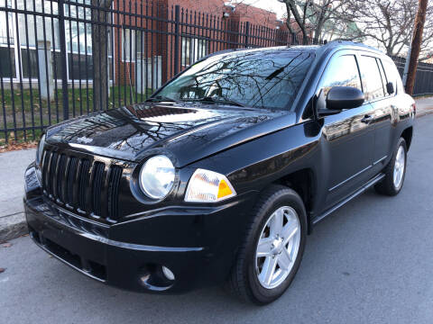 2010 Jeep Compass for sale at Commercial Street Auto Sales in Lynn MA