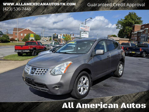2009 Nissan Rogue for sale at All American Autos in Kingsport TN