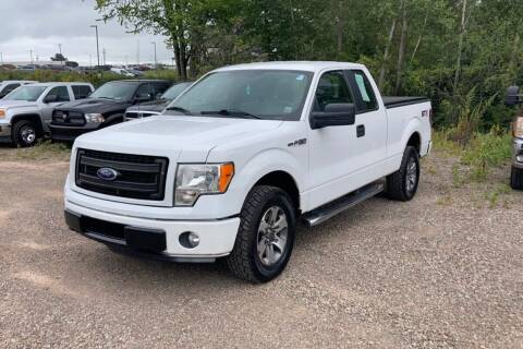 2014 Ford F-150 for sale at Mass Auto Exchange in Framingham MA