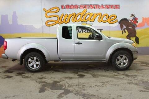 2010 Nissan Frontier for sale at Sundance Chevrolet in Grand Ledge MI