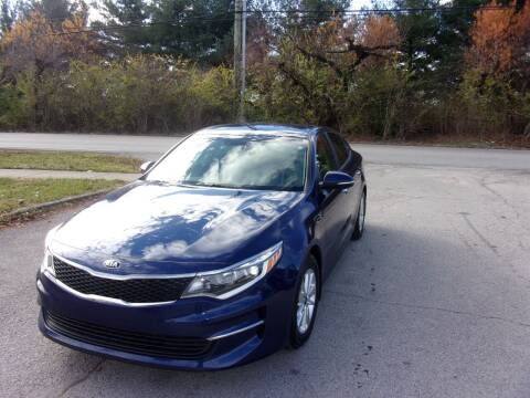 2016 Kia Optima for sale at Auto Sales Sheila, Inc in Louisville KY