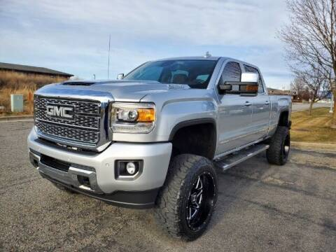 2019 GMC Sierra 3500HD for sale at Group Wholesale, Inc in Post Falls ID