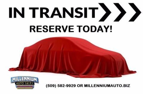 2018 Nissan Pathfinder for sale at Millennium Auto Sales in Kennewick WA