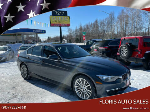 2012 BMW 3 Series for sale at FLORIS AUTO SALES in Anchorage AK