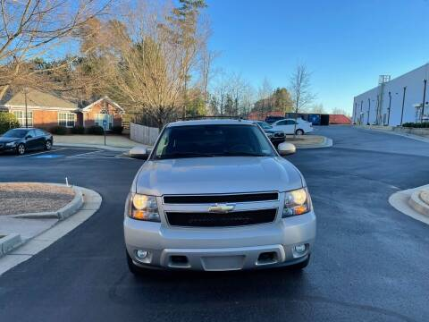 2007 Chevrolet Tahoe for sale at A Lot of Used Cars in Suwanee GA