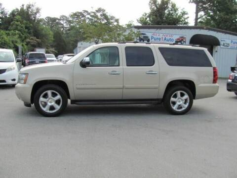2008 Chevrolet Suburban for sale at Pure 1 Auto in New Bern NC