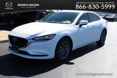 2018 Mazda MAZDA6 for sale at Bening Mazda in Cape Girardeau MO