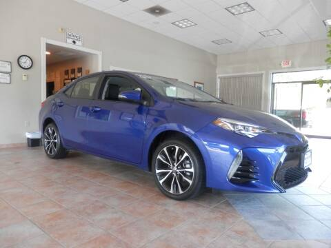2019 Toyota Corolla for sale at ABSOLUTE AUTO CENTER in Berlin CT