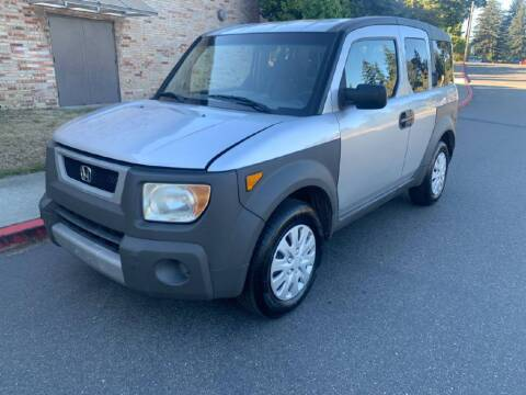 2003 Honda Element for sale at Washington Auto Loan House in Seattle WA