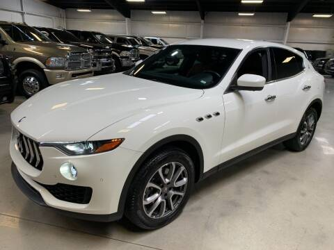 2018 Maserati Levante for sale at Diesel Of Houston in Houston TX