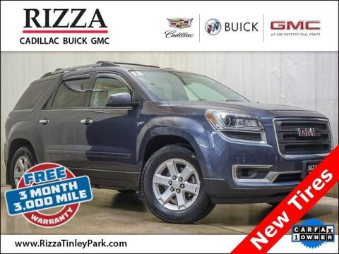 2013 GMC Acadia for sale at Rizza Buick GMC Cadillac in Tinley Park IL