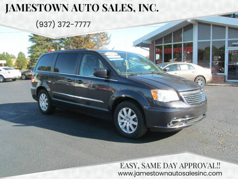 2014 Chrysler Town and Country for sale at Jamestown Auto Sales, Inc. in Xenia OH