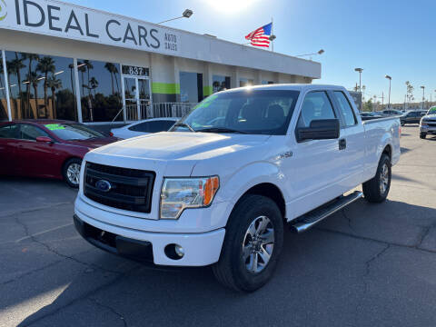 2013 Ford F-150 for sale at Ideal Cars Atlas in Mesa AZ