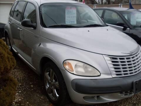 2001 Chrysler PT Cruiser for sale at Flag Motors in Islip Terrace NY