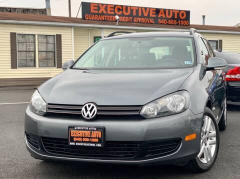 2011 Volkswagen Jetta for sale at Executive Auto in Winchester VA