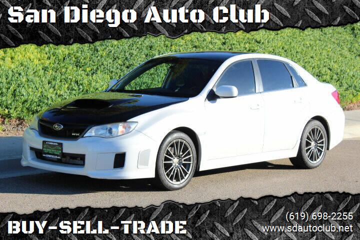 2014 Subaru Impreza for sale at San Diego Auto Club in Spring Valley CA
