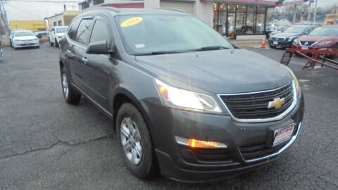 2014 Chevrolet Traverse for sale at Absolute Motors in Hammond IN