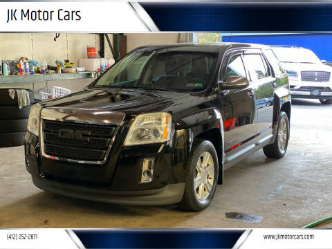 2012 GMC Terrain for sale at JK Motor Cars in Pittsburgh PA