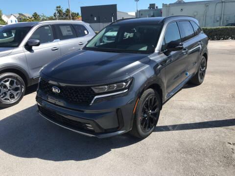 2021 Kia Sorento for sale at Key West Kia in Key West FL