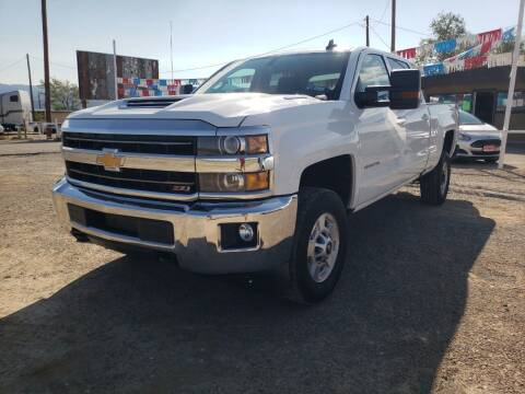2019 Chevrolet Silverado 2500HD for sale at Bickham Used Cars in Alamogordo NM
