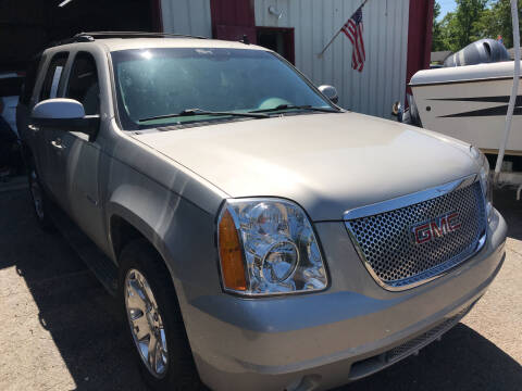 2008 GMC Yukon for sale at Bay City Auto's in Mobile AL