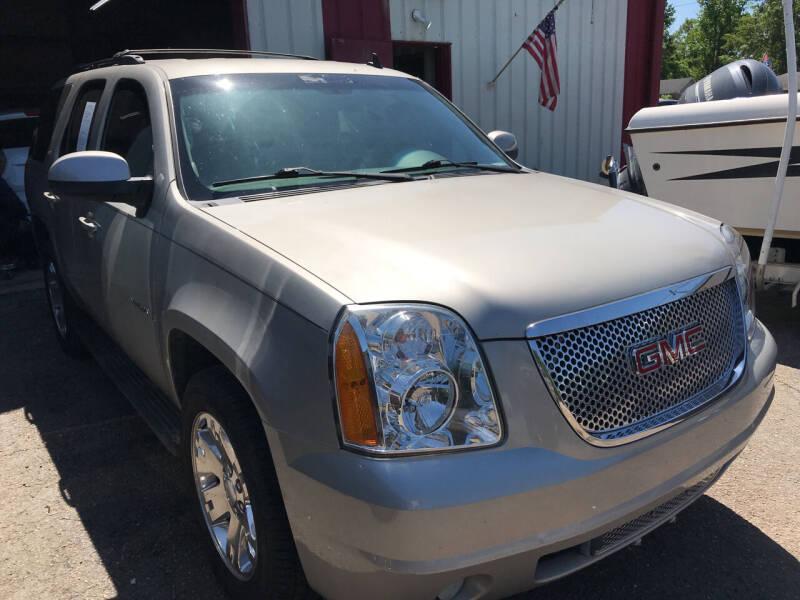 2008 GMC Yukon for sale at Bay City Auto's in Mobile AL
