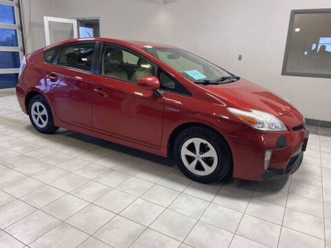 2012 Toyota Prius for sale at Harr's Redfield Ford in Redfield SD