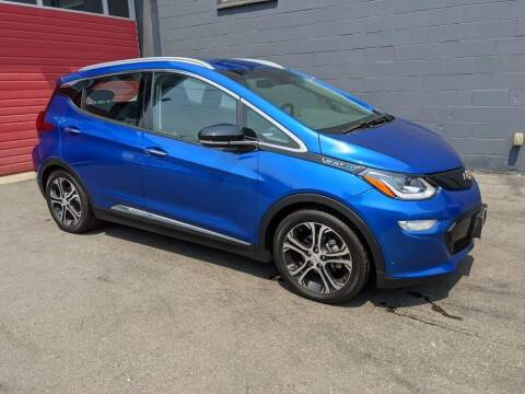 2018 Chevrolet Bolt EV for sale at Paramount Motors NW in Seattle WA