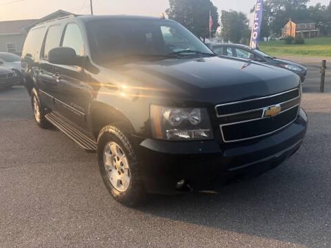 2012 Chevrolet Suburban for sale at RPM AUTO LAND in Anniston AL