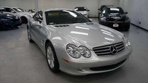 2003 Mercedes-Benz SL-Class for sale at SZ Motorcars in Woodbury NY