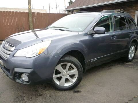 2014 Subaru Outback for sale at Sindibad Auto Sale, LLC in Englewood CO