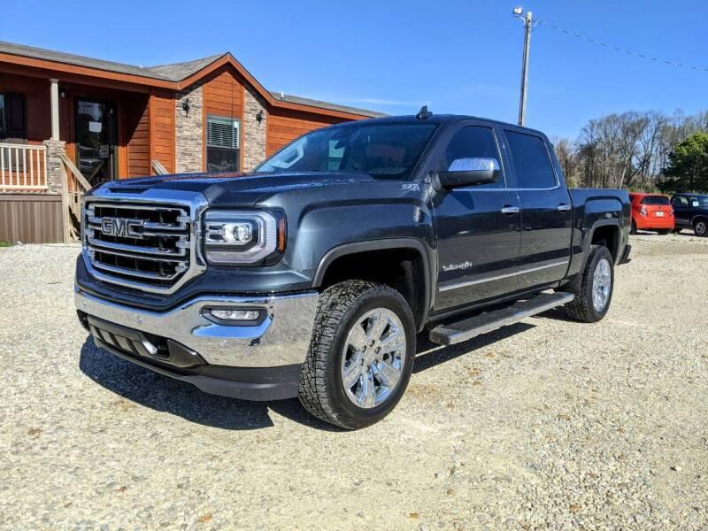 2018 GMC Sierra 1500 for sale at Delta Motors LLC in Jonesboro AR