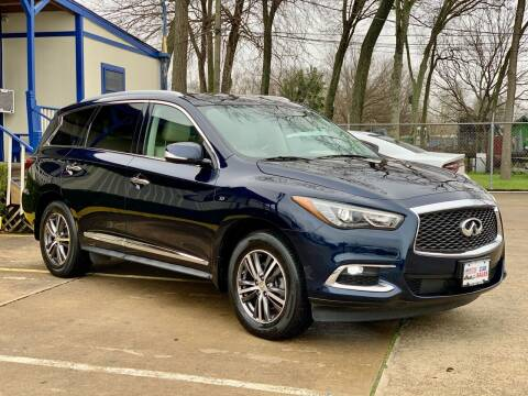2017 Infiniti QX60 for sale at USA Car Sales in Houston TX